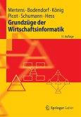 Grundzüge der Wirtschaftsinformatik (eBook, PDF)