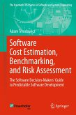 Software Cost Estimation, Benchmarking, and Risk Assessment (eBook, PDF)
