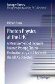 Photon Physics at the LHC (eBook, PDF)