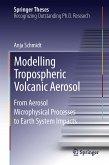 Modelling Tropospheric Volcanic Aerosol (eBook, PDF)