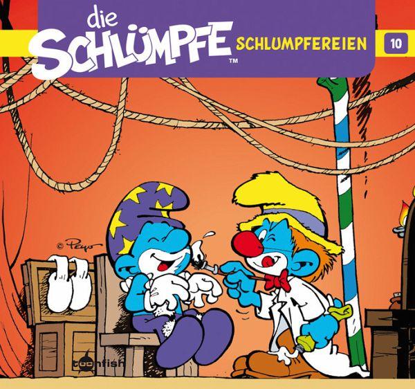 Buch-Reihe Die Schlümpfe - Schlumpfereien