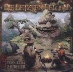 Die letzten Helden, Das Turnier der Zauberer, 2 Audio-CDs