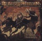 Die letzten Helden - Im Land des toten Regenbogens, 2 Audio-CDs