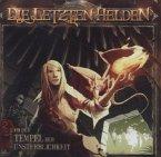Die letzten Helden - Der Tempel der Unsterblichkeit, 2 Audio-CDs