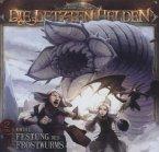 Die letzten Helden, Die Festung des Frostwurms, 2 Audio-CDs