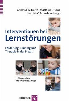 Interventionen bei Lernstörungen