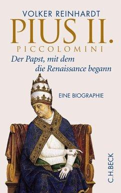 Pius II. Piccolomini - Reinhardt, Volker