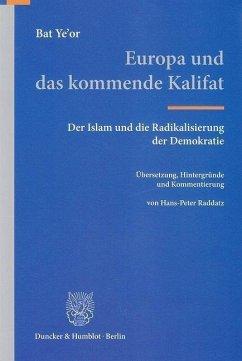 Europa und das kommende Kalifat - Ye'or, Bat