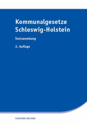kommunalgesetze schleswig holstein go sh fachbuch. Black Bedroom Furniture Sets. Home Design Ideas