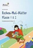 Rechen-Mal-Blätter Klasse 1 & 2, 1 CD-ROM