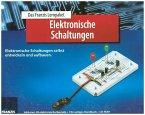 Lernpaket Elektronische Schaltungen selbst entwickeln und aufbauen, 1 CD-ROM + 49 elektronische Bauteile + 192-seitiges