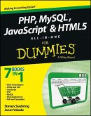 PHP, MySQL, JavaScript & HTML5 All-in-One For Dummies (eBook, PDF)