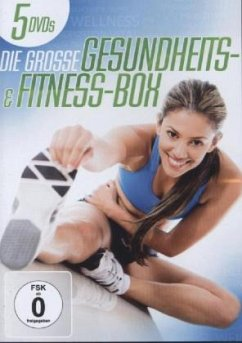 Die große Gesundheits- und Fitness-Box (5 Discs)