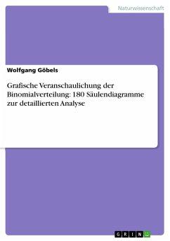 Grafische Veranschaulichung der Binomialverteilung: 180 Säulendiagramme zur detaillierten Analyse (eBook, PDF)