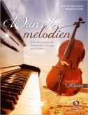Wunschmelodien, für Violoncello + Klavier, Klavierbegleitung