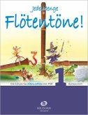 Jede Menge Flötentöne, für Altblockflöte, m. 2 Audio-CDs