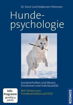 Hundepsychologie - Feddersen-Petersen, Dorit U.