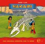 Yakari - Der Zorn des Bisons, 1 Audio-CD