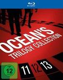 Ocean's Trilogy Collection (4 Discs)