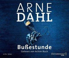 Bußestunde / A-Gruppe Bd.10 - Dahl, Arne