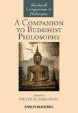 A Companion to Buddhist Philosophy (eBook, ePUB)
