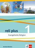 reli plus 5./6. Schuljahr. Schülerbuch. Ausgabe für Nordrhein-Westfalen