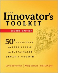 The Innovator's Toolkit (eBook, ePUB) - Silverstein, David; Samuel, Philip; Decarlo, Neil