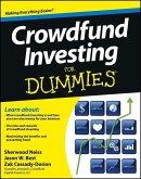 Crowdfund Investing For Dummies (eBook, ePUB)