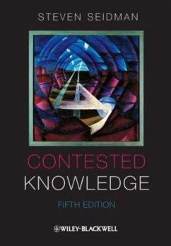 Contested Knowledge (eBook, PDF) - Seidman, Steven
