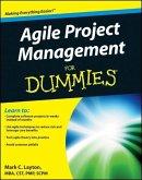 Agile Project Management For Dummies (eBook, ePUB)