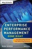 Enterprise Performance Management Done Right (eBook, PDF)