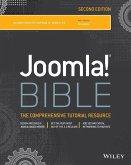 Joomla! Bible (eBook, ePUB)
