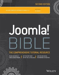 Joomla! Bible (eBook, ePUB) - Shreves, Ric