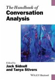 The Handbook of Conversation Analysis (eBook, ePUB)