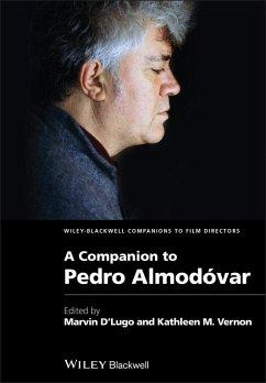 A Companion to Pedro Almodóvar (eBook, ePUB)