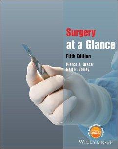 Surgery at a Glance (eBook, PDF) - Grace, Pierce A.; Borley, Neil R.