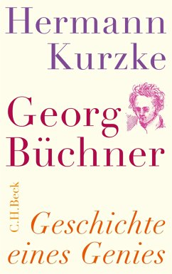 Georg Büchner (eBook, ePUB) - Kurzke, Hermann