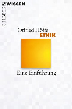 Ethik (eBook, ePUB) - Höffe, Otfried