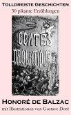 Tolldreiste Geschichten (30 pikante Erzählungen, mit Illustrationen von Gustave Doré) (eBook, ePUB)