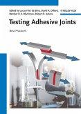 Testing Adhesive Joints (eBook, PDF)