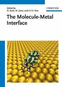The Molecule-Metal Interface (eBook, PDF)