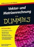 Vektor- und Matrizenrechnung für Dummies (eBook, ePUB)