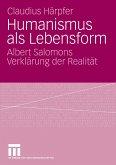 Humanismus als Lebensform (eBook, PDF)