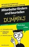 Mitarbeiter fördern und beurteilen für Dummies Das Pocketbuch (eBook, ePUB)