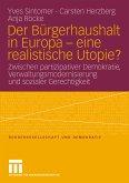 Der Bürgerhaushalt in Europa - eine realistische Utopie? (eBook, PDF)
