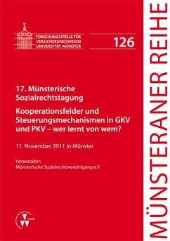 17. Münsterische Sozialrechtstagung (eBook, PDF)