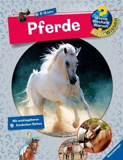 Pferde / Wieso? Weshalb? Warum? - Profiwissen Bd.4 - Schwendemann, Andrea