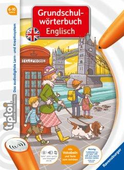 Grundschulwörterbuch Englisch / tiptoi® Lernen - Jebautzke, Kirstin