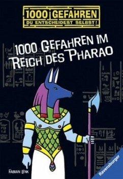 1000 Gefahren im Reich des Pharao / 1000 Gefahren Bd.30 - Lenk, Fabian