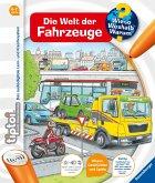 Die Welt der Fahrzeuge / Wieso? Weshalb? Warum? tiptoi® Bd.12